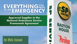 Ambulance UK April 2016 Edition