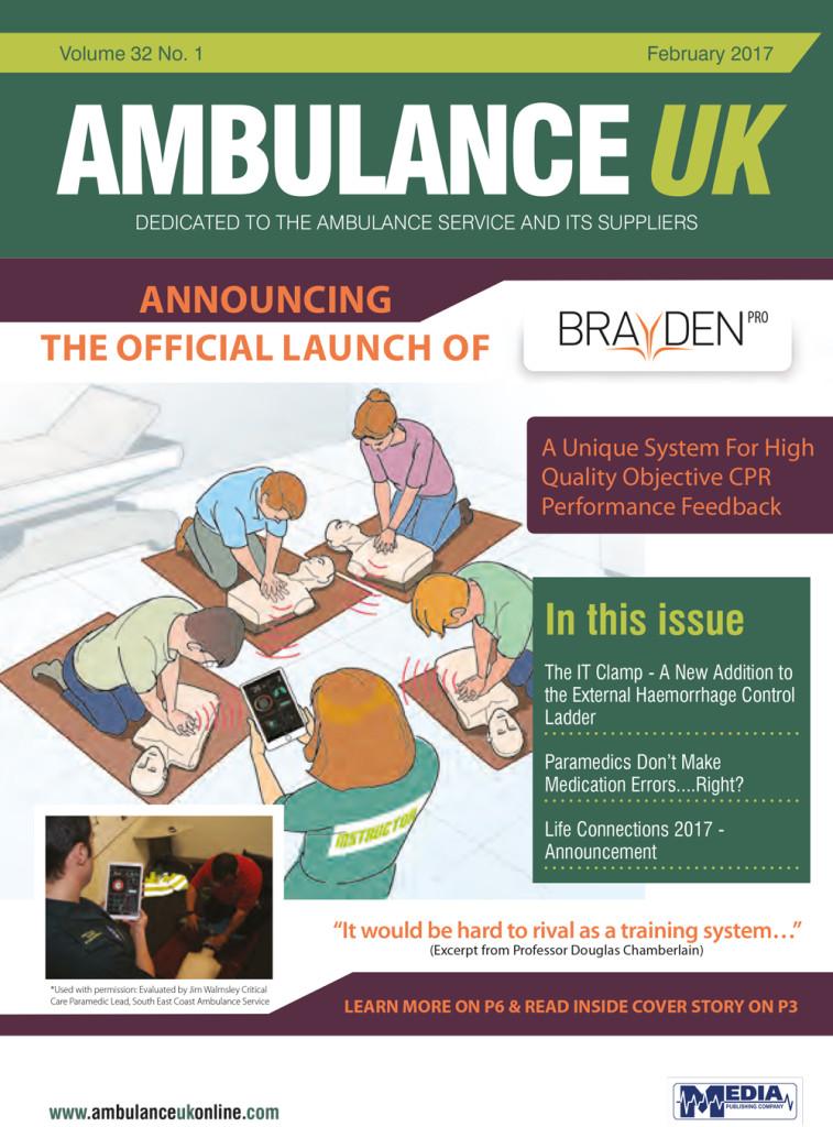 Ambulance UK - Feb 2017