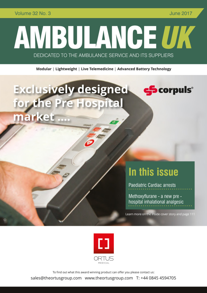 Ambulance UK June 2017