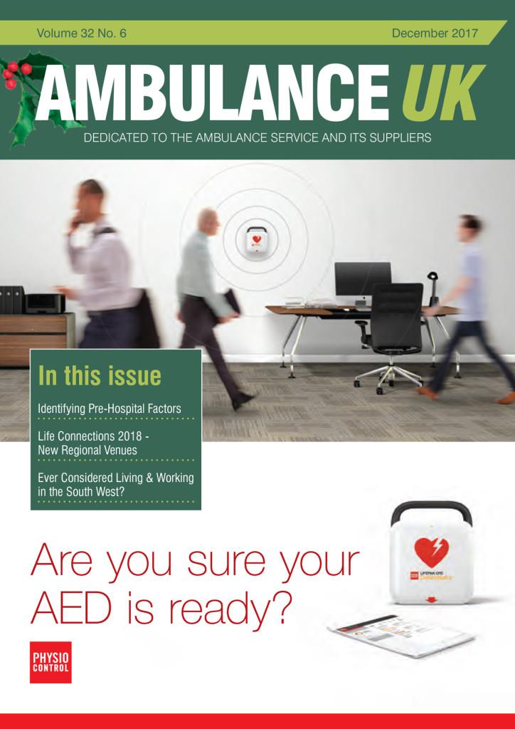 Ambulance UK December 2017
